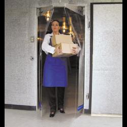 Cooler Freezer Door