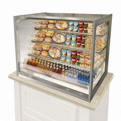 Drop In Refrigerated Display Case