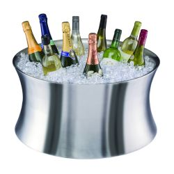 Wine Bottle & Ice Cooler