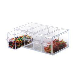 Food & Topping Storage