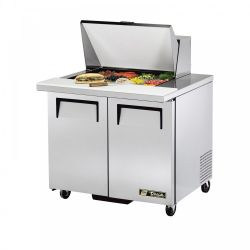 Mega Top Sandwich & Salad Unit Refrigerated Counter