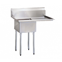 (1) One Compartment Sink