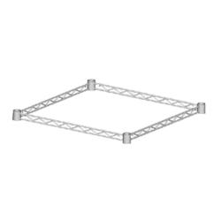 4-Sided Frame Shelving
