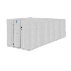 Box Only Walk In Combination Cooler Freezer
