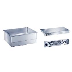 Built-In & Drop-In Induction Braising Pan
