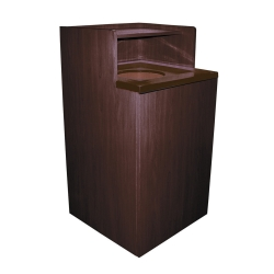 Cabinet Style Trash Receptacle