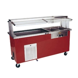 Cold Food Serving Counter