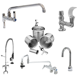 Commercial Faucets & Plumbing