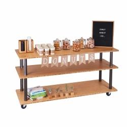 Dining Room Service & Display Cart