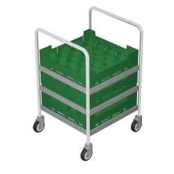 Dishwasher Rack Cart