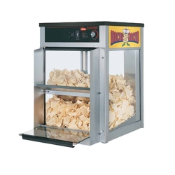 Display Nacho Cheese & Chips Warmer