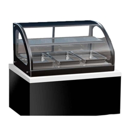 Drop-In Heated Display Case