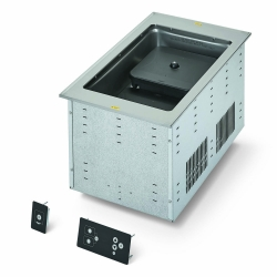 Drop-In Induction Hot Food Well Unit