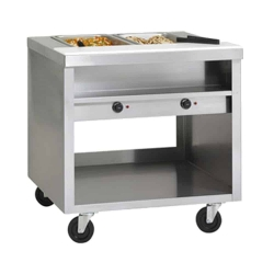 Electric Hot Food Well Table