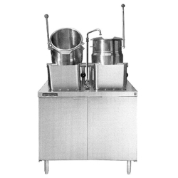 Electric Kettle Cabinet Assembly