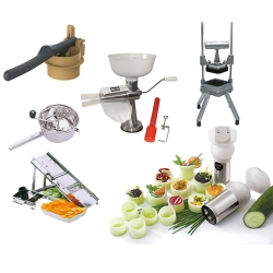 Fruit & Vegetable & Salad Prep