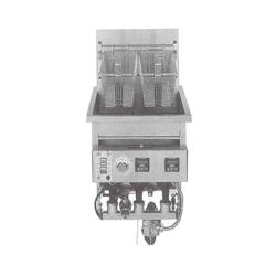Full Pot Drop-In Electric Fryer