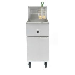 Full Pot Floor Model Electric Fryer