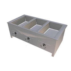 Gas Slide-In Hot Food Well Unit