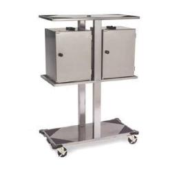 Hand Lift Cabinet Transport Cart Rack