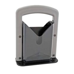 Handheld Bagel Slicer & Miter