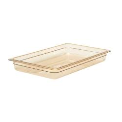 Hi-Temp Plastic Food Pan