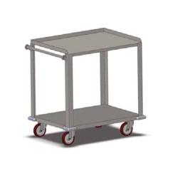 Metal Cart Bussing