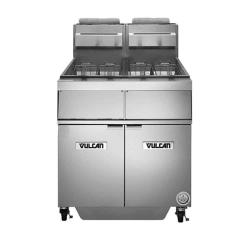 Multiple Battery Gas Fryer