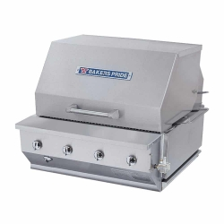 Outdoor Grill Gas Charbroiler