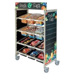 Parts & Accessories Merchandiser