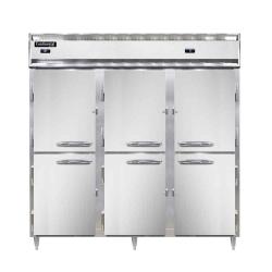 Pass-Thru Refrigerator Freezer