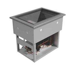 Refrigerated Drop-In Cold Food Well Unit