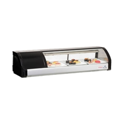 Refrigerated Sushi Display Case