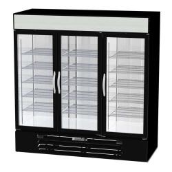 Refrigerator Freezer Merchandiser