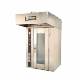 Roll-In Gas Oven