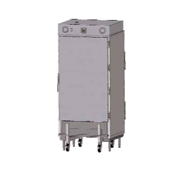 Roll-In Heated Cabinet