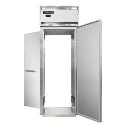 Roll-Thru Heated Cabinet