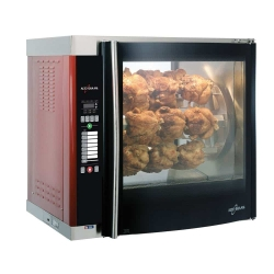 Rotisserie Electric Oven