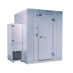 Self-Contained Modular Walk In Freezer