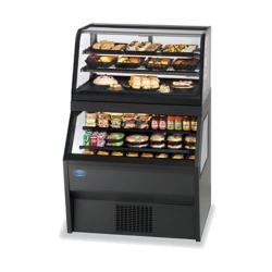 Self-Serve Refrigerated Display Case