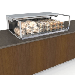 Slide In Counter Refrigerated Display Case