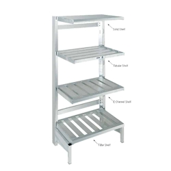 Solid Cantilevered Shelving