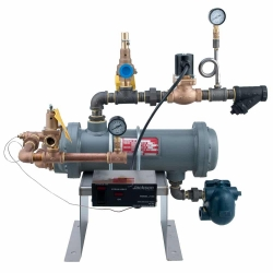 Steam Booster Heater