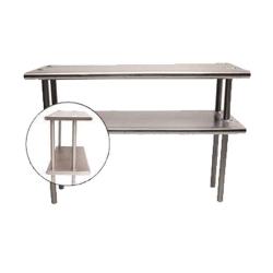 Table-Mounted Overshelf
