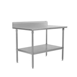 Undershelf Work Table