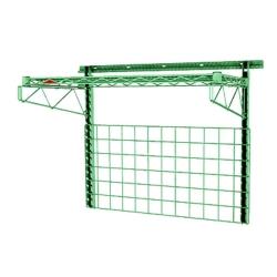 Wall Grid Unit Shelving