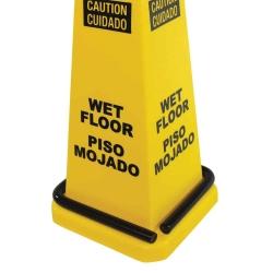 Wet Floor Accessories Sign