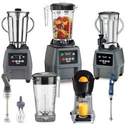 Small Electrics (blenders, food processors, mixers...)